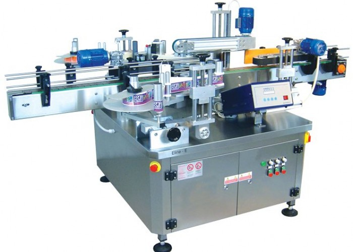Automatic Double Face Labelling Machine