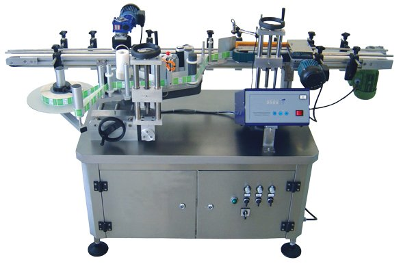 Automatic Wrap-around Labelling Machine