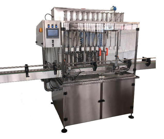 FDL 8 / SERİESS  Automatic Volumetric Liquid  Filling Machines